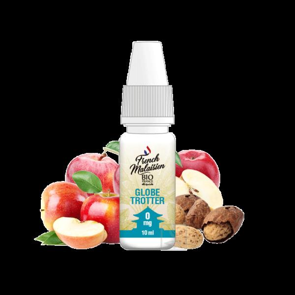 Bio France E-liquide - Globe Trotter