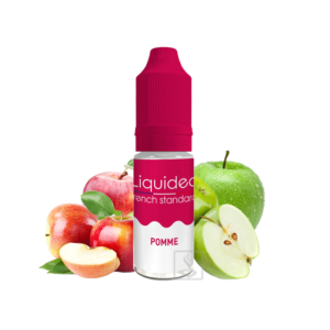 Liquideo - French Standard - Pomme 10 ml