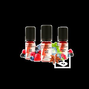 T-Juice : Concentré Red Astaire Deconstructed