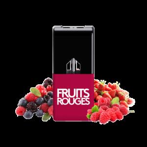 Pod Wpod - Fruits Rouges - Pack de 4